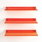 Kartell_SHELFISH_group_orange